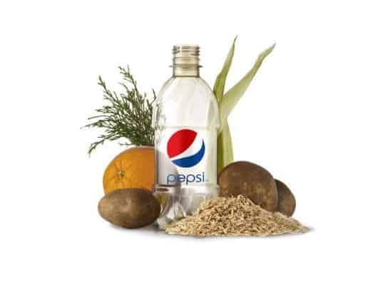 Pepsi, une bouteille 100% écologique