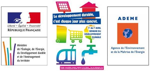 Du 1er au 7 avril 2011, participez à la Semaine du développement durable.
