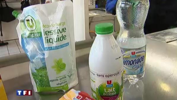 Consommateurs et fournisseurs : des efforts à faire en matière de réduction des emballages.