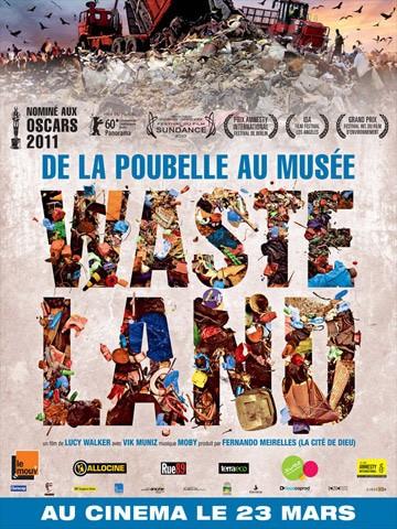Waste Land : un documentaire sur l'art du recyclage des déchets.