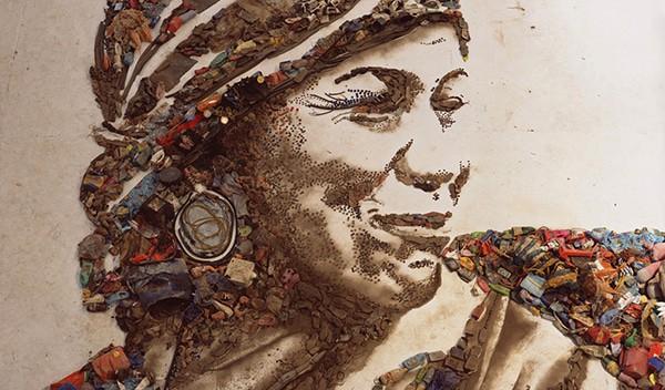 Waste Land: un documentaire sur l'art du recyclage des déchets.