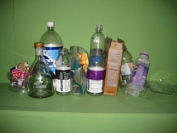 Les consommateurs américains estiment que ce n'est pas à eux de recycler les emballages.