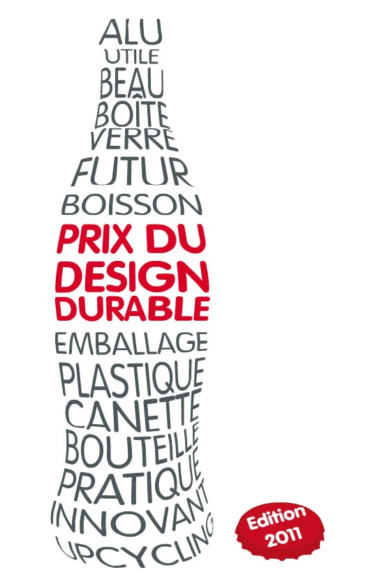 Prix du design durable : remise des travaux jusqu'au 24 octobre 2011.