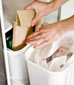 Des emballages comestibles à l'essai !