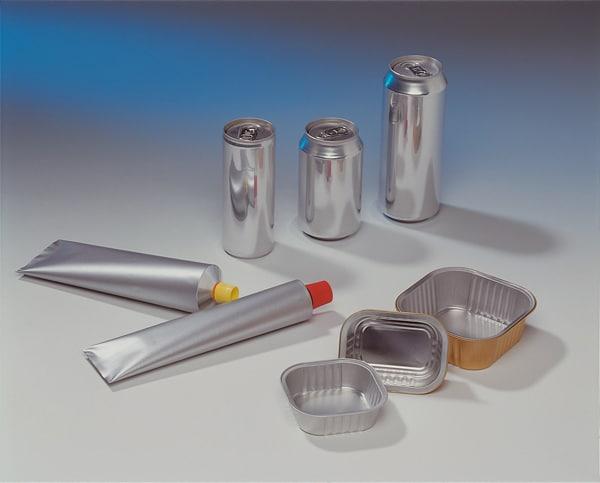 L'aluminium dans nos déchets.