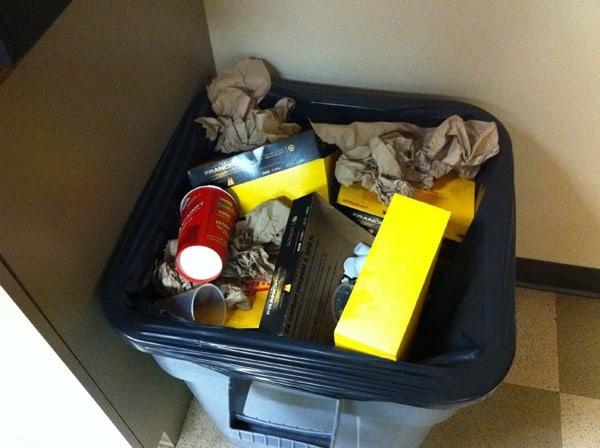 Recyclage. Entre la théorie et la pratique…