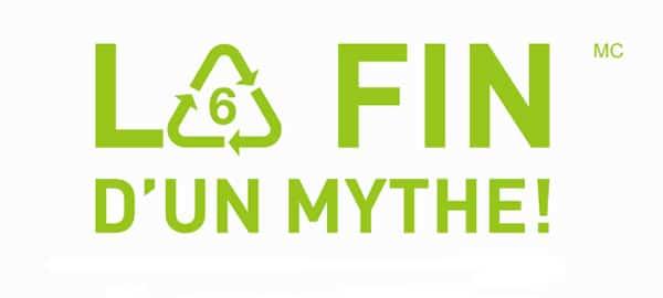 La mousse de polystyrène, fin d'un mythe ?