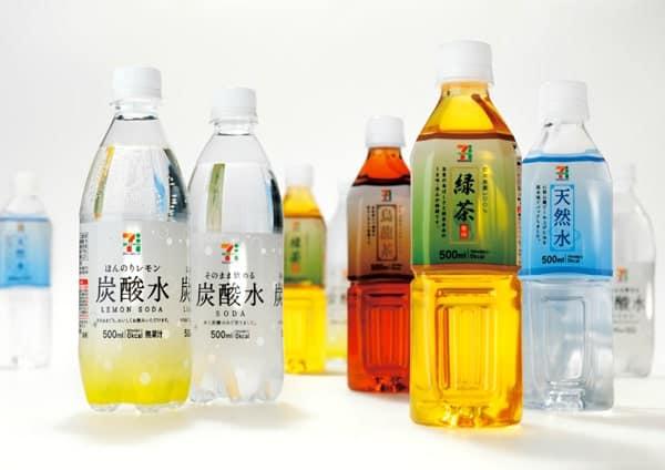 Un système de recyclage complet de bouteilles au Japon