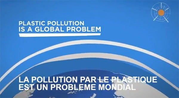 Un concours pour combattre la pollution par le plastique