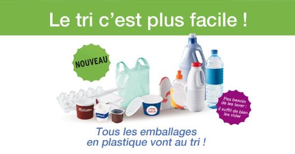 Collecte des plastiques : +50% en un an à Angers