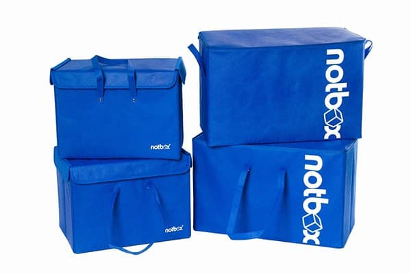 Notbox lance la nouvelle boîte écologique