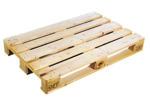 La palette de bois : un impact très limité sur l'environnement