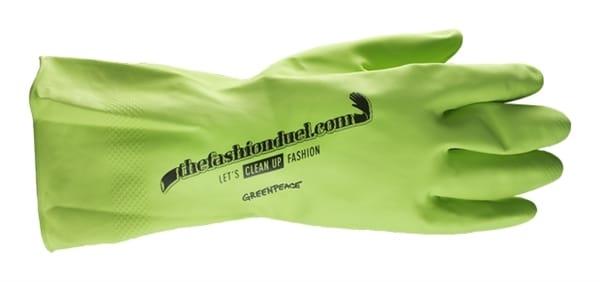 Greenpeace s'attaque à la mode avec the Fashion Duel