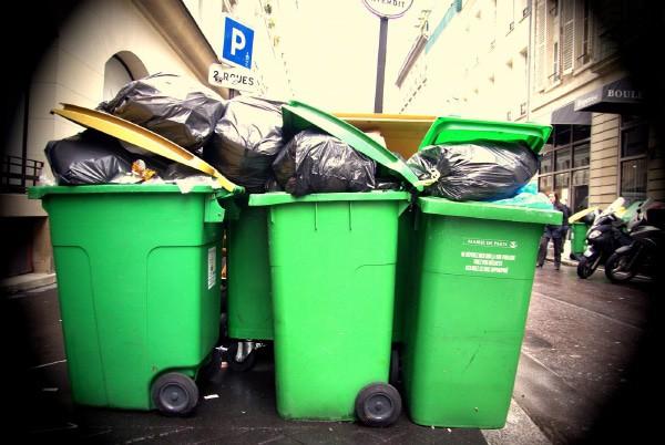 Plus de déchets en Ile-de-France