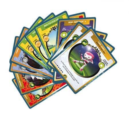 Le jeu de cartes Tri Master