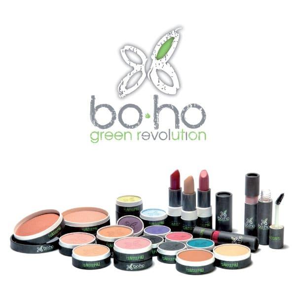 Chez bo.ho, les emballages des cosmétiques sont aussi écologiques.