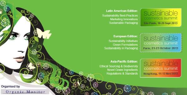 5ème édition du «Sustainable Cosmetics Summit» : les emballages à l'honneur