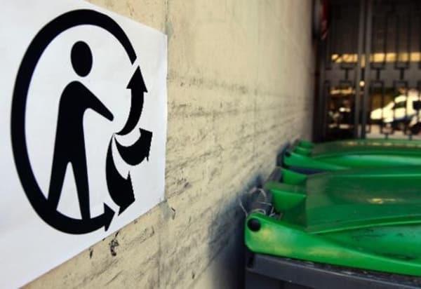 Le «Triman», un nouveau logo de recyclage
