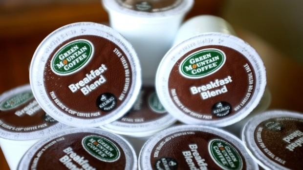 Keurig - Capsules café