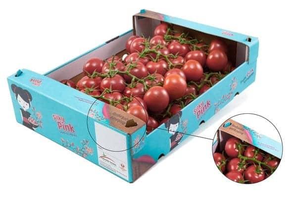 Du carton à base de tomates, ils l'ont fait !