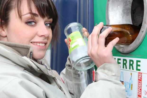 Les bocaux en verre se recyclent à l'infini
