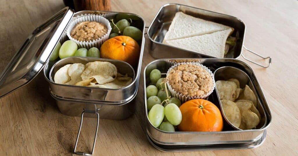 Lunch box écologique Zéro Déchet