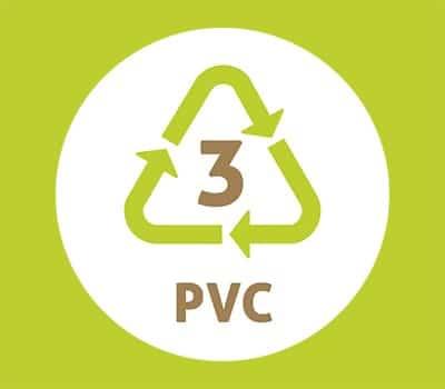 Symbole plastique n°3